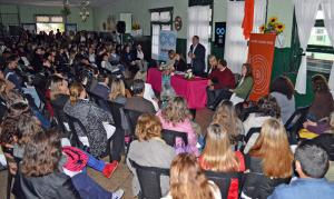 Programa nacional de formación permanente en Apóstoles