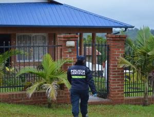 Masacre en Panambí: la defensa de Alegre insiste en que no hay identificación objetiva de su cliente en el expediente