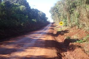 Restauran ruta terrada en Campo Ramón