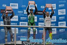 Motociclismo: Adrián Silveira metió doblete en Termas de Río Hondo