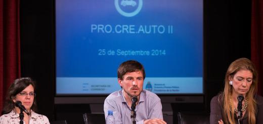El Gobierno Nacional lanzó la segunda etapa del programa Pro.Cre.Auto.