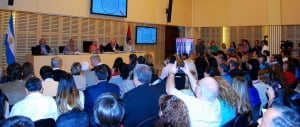Con gran respaldo comenzó el debate de la reforma del Estatuto Docente