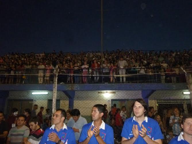 Más de 6 mil personas presenciaron la apertura de las Olimpiadas Estudiantiles
