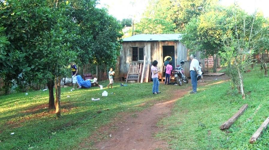Avanza la regularización de tierras en el barrio Primavera de Eldorado