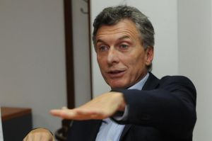 """Macri en Oberá: """"Los argentinos vamos a ser una fuerza imparable"""""""