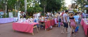 Exitosa Feria de Artesanías en la plaza Sarmiento de Eldorado