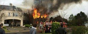 Cayó una avioneta sobre una casa en Nordelta: murió el ex dueño de LAPA