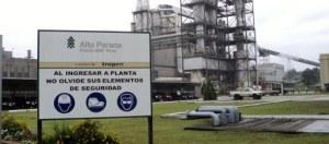 Derrame de ácido en planta de Alto Paraná dejó heridos a tres trabajadores tercerizados