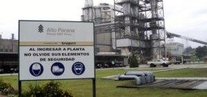 Herido en planta de Alto Paraná trabajaba sin elementos de seguridad apropiados