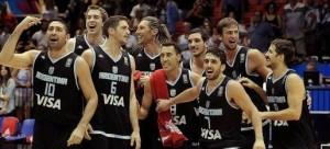 Mundial de Básquet: Argentina venció con claridad a Senegal y se clasificó a octavos
