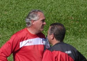 Bianco confirmó que seguirá en Guaraní y ya piensa en refuerzos