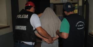 Detuvieron a un hombre que había lesionado a su ex pareja con un arma blanca