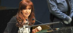 """CFK en la Asamblea de la ONU: """"También son terroristas los que desestabilizan la economía de un país a través de la especulación"""""""