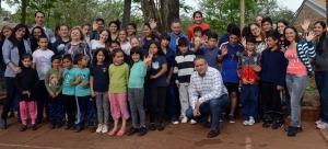 Habilitaron Centro de Actividades Infantiles en Alem