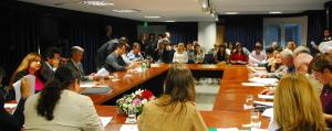 Avanzan las modificaciones al Consejo de la Magistratura provincial