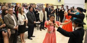 Closs inauguró la Casa de la Cultura del Bicentenario en Santo Pipó