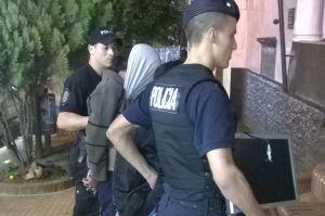 Detienen a dos sospechosos por tentativa de robo