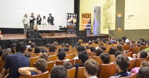 Realizaron una charla sobre bullying, tráfico y trata de personas, para estudiantes de Oberá