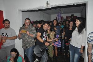 Paraná Tornado volvió con toda su potencia musical