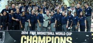 Estados Unidos apabulló a Serbia y es bicampeón mundial en España