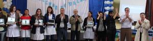 Misiones completó la entrega de netbooks de Conectar Igualdad
