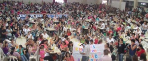 """Celebrarán el primer aniversario del programa """"Ellas Hacen"""", en Misiones"""