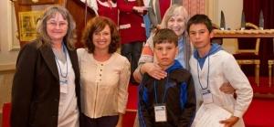 Alumnos de una escuela de Campo Grande fueron premiados en un encuentro internacional de ciencias