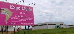 Expo Mujer 2014: a partir del lunes se publicará la adjudicación y ubicación de stands