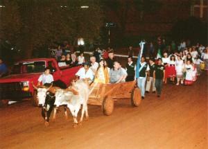 Los Hermanos Núñez actuarán hoy en la apertura  de la XX Fiesta del Agricultor en Andresito