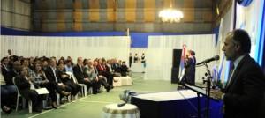 La Facultad de Ingeniería de Oberá realizó el acto de colación y conmemoró sus 40 años
