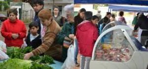 Mañana la feria del Mercado Concentrador en el barrio Terrazas de Itaembé Miní