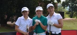 Golf: hoy se disputa la 8va fecha del Delta Demo Tour en Las Camelias