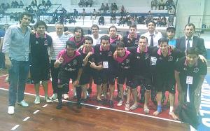 Futsal: Lencería Julieta arrancó bien en el regional de Corrientes