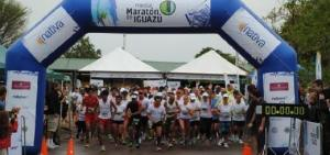Este sábado se corre la Media Maratón Iguazú