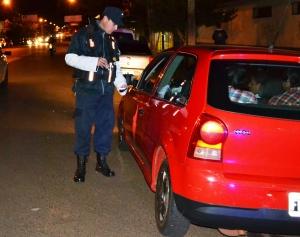 Cinco detenidos y más de 30 vehículos retenidos  en operativos de  prevención
