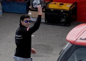 Carlitos Okulovich ratificó que en 2015 seguirá en el Turismo Carretera