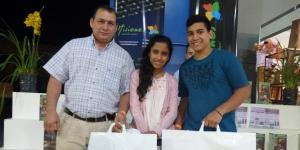 """Se difundió el """"Destino Misiones"""" en la FICOP"""