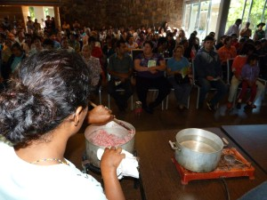 Incluir - Salud convocó cerca de 600 beneficiarios en la Cruz de Santa Ana