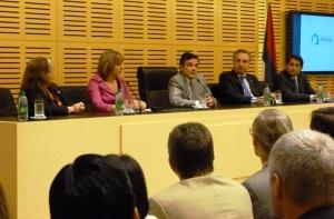El Ministerio Público Fiscal recibió la donación de terrenos por parte de la Legislatura misionera