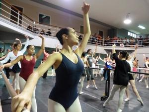 El talento sudamericano se mide en el Valentina Kozlova International Ballet Competition
