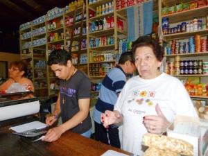 Alta movida para el Karai octubre en lo de Doña Pomposa