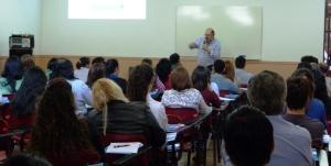"""Más de un centenar de asistentes tuvo la jornada inaugural del seminario de """"Liderazgo político para el desarrollo territorial"""""""