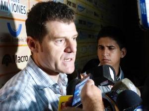 "Schurrer: ""Haberle ganado a Huracán nos hace ir con otra confianza a Paraná"""