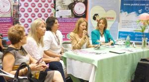 Presentaron la segunda edición de la Expo Mamás en Acción