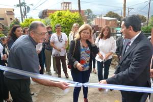 El Obispo Rubén Martínez y el intendente de Posadas inauguraron la guardería Papa Francisco
