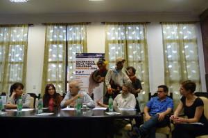 Presentaron la IX edición del Circuito nacional del teatro