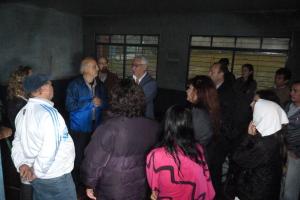 Incendio en la escuela: Los alumnos relacionados con el siniestro deberán pintar los salones