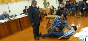 Juicio del caso Mercol, Día 4: Otro de los custodios incurrió en numerosas contradicciones