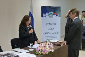 Juraron los nuevos integrantes del Consejo de la Magistratura