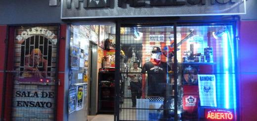 That metal Shop: Dos años apostando a la música y la cultura heavy
